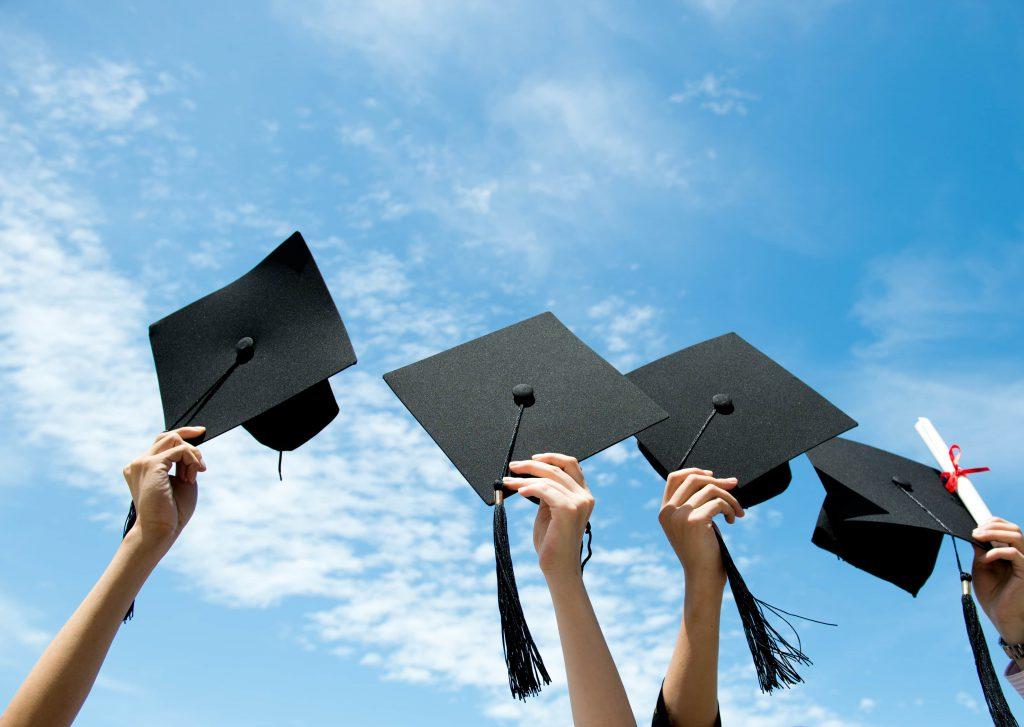 Image of college graduates depicting successful JCCI Resource Development Client Reviews